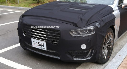 2017 Hyundai Equus, корейська S-Class