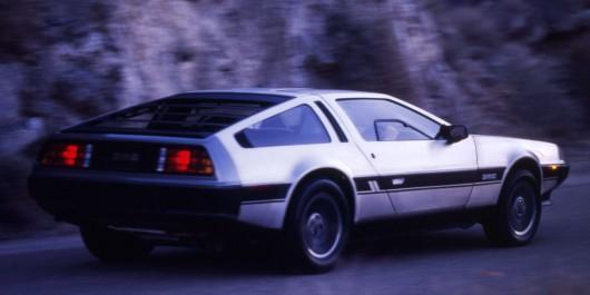 1982 DeLorean DMC-12: Вінтажний тест-драйв
