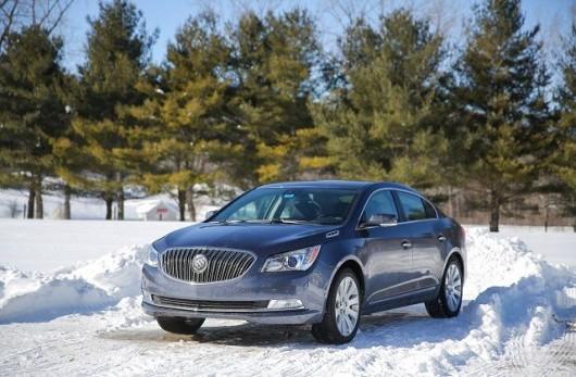 Кращі автомобілі для зими 2015