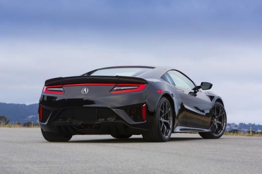 Офіційно: 2017 Acura NSX потужністю 573 кінських сил