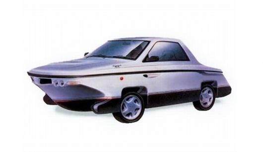 Десять дивних концепт-карів в історії автосалону в Токіо