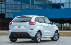 Перші фотографії Lada Xray, офіційно