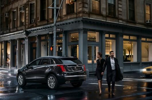 Новий кросовер 2017 Cadillac XT5: Старт продажів в 2016 році