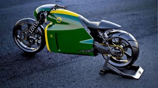 Кращі концептуальні мотоцикли