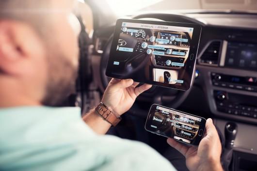 Hyundai запускає для власників автомобілів додаток доповненої реальності