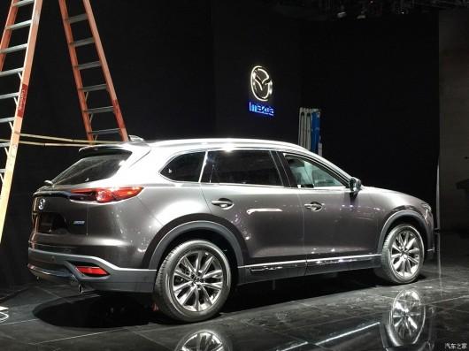 2016 Mazda CX-9: Витік фотографій перед премєрою