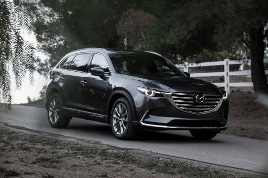 2017 Mazda CX-9 отримала новий 2,5-літровий турбо двигун