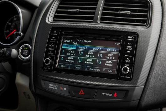2016 Mitsubishi Outlander Sport (Mitsubishi ASX): Премєра