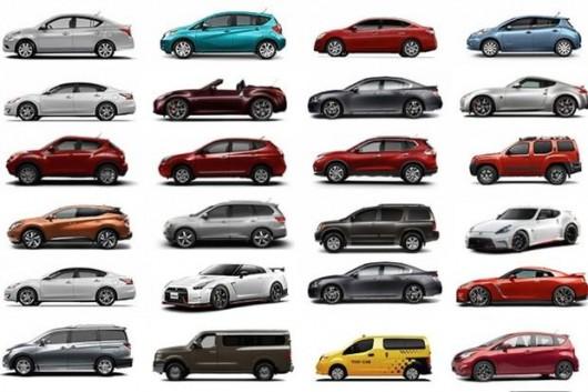 Найпопулярніші автомобільні марки світу в 2015 році