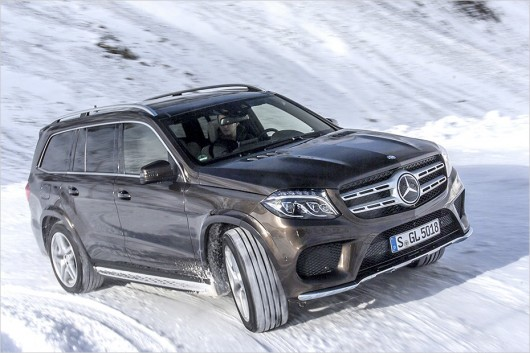 2016 Mercedes GLS 350 D 4Matic: Тест-драйв