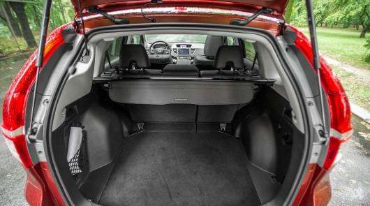 Проводимо тести Honda CR-V