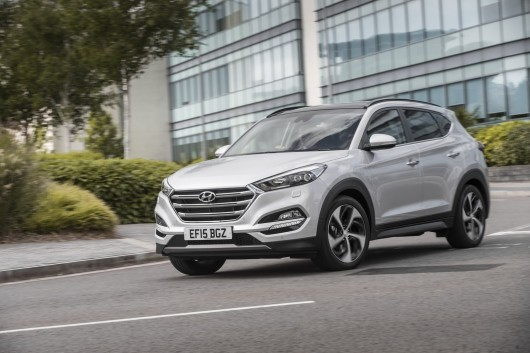 Кросовер Hyundai Tucson став самим швидко продаваним автомобілем у Європі