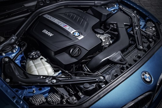 BMW M2 на автосалоні в Детройті 2016