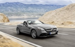Показаний новий 2017 Mercedes-Benz SLC