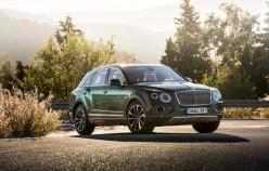 2017 Bentley Bentayga: Огляд позашляховика