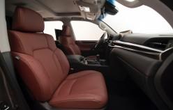 Перший огляд: 2016 Lexus LX 570