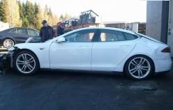 Tesla Model S, перевірка безпеки в польових умовах