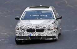 Універсал 2017 BMW 5 Series, фотографії інтерєру