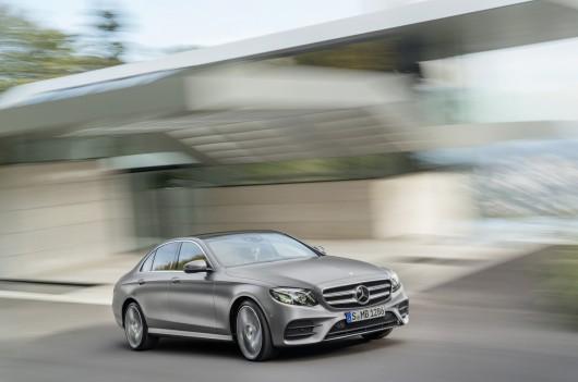 Нові подробиці про 2017 Mercedes E-Class