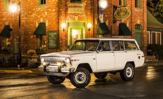 Приголомшливі фотографії старих позашляховиків Jeep