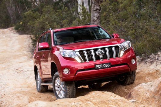 2016 Toyota Land Cruiser Prado: Огляд