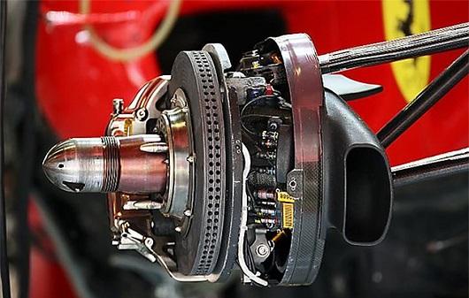 Цікаві факти про автомобілі Формула 1