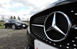 2016 BMW 340i проти 2016 Mercedes-Benz AMG C450