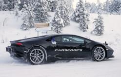 У Мережі зявилися фотографії тестового прототипу Huracan від Lamborghini