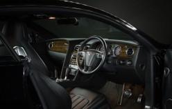 Перший початковий огляд Bentley Continental GT V8