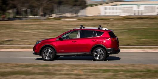 2015 Тойота РАВ 4: Докладний огляд дизельної версії