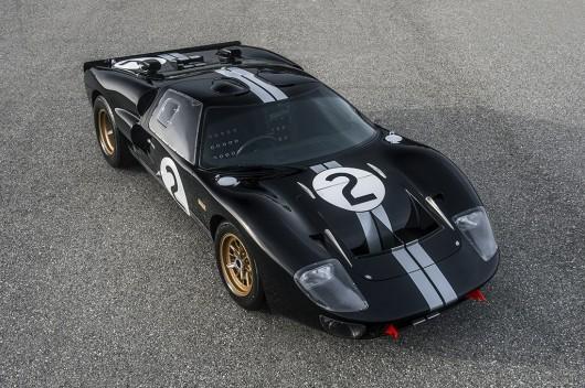 Shelby GT40 - повернення легенди