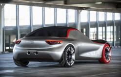 Opel показав футуристичний GT Concept