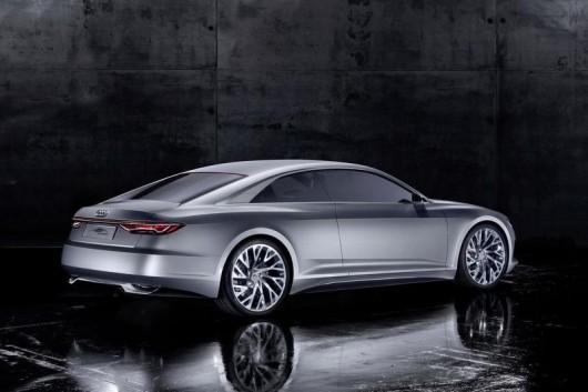 2017 Audi A6 Отримає концептуальний стиль