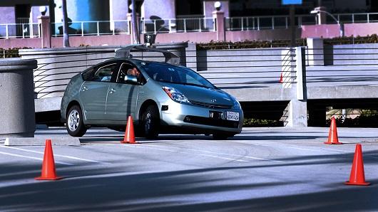 США розробляє безпілотні автомобілі