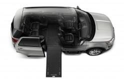 Ford Explorer BraunAbility MXV став першим у світі позашляховиком для інвалідів-візочників