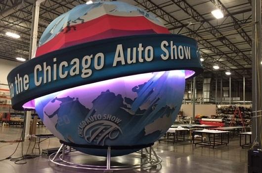 Гід по 2016 Chicago Auto Show
