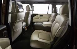 2017 Nissan Armada - американська версія Infiniti QX80