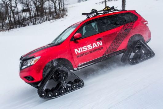 Nissan Pathfinder, Murano і Rogue на автосалоні в Чикаго 2016