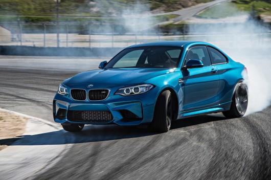 BMW M2: Перший тест-драйв
