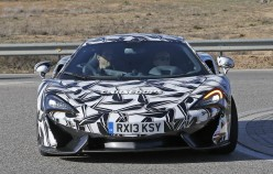 2016 McLaren Sport Series на Женевському автосалоні