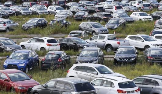 Як заробити, купивши автомобіль в Росії і продати за кордоном