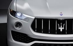 2017 Maserati Levante, офіційно показав свій перший кросовер