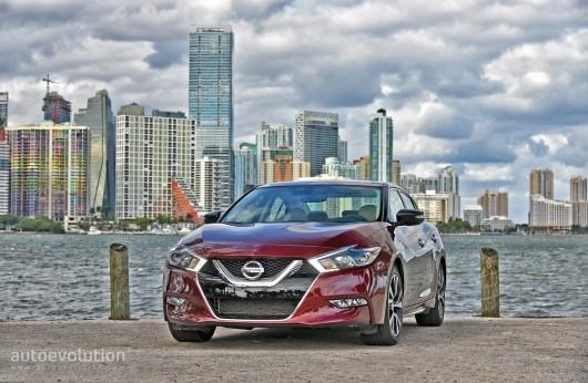 Огляд: 2016 Nissan Maxima