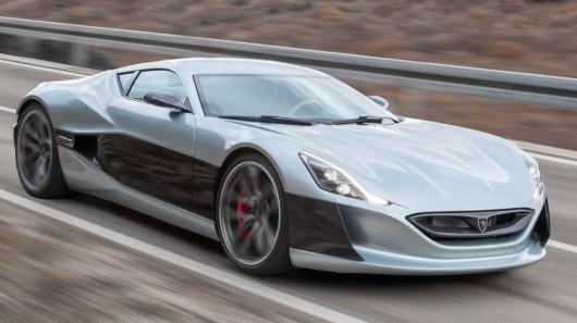Хорватська електрокар обіцяє потіснити Tesla і стати найшвидшим у світі