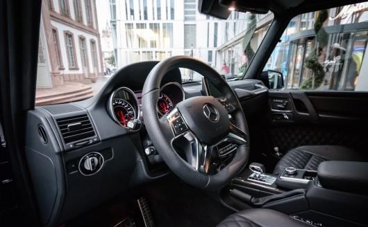 2016 Mercedes G63 AMG 463 Edition Огляд