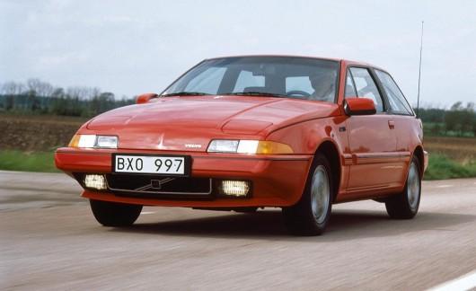 Першого переднеприводному Volvo виповнилося 30 років