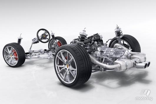 Ексклюзив: вся технічна інформація про новий 2017 Porsche Boxster 718