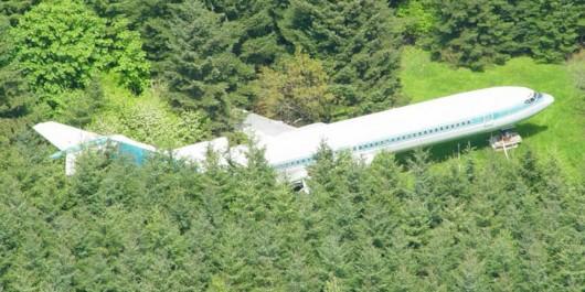 Американець переобладнав списаний Boeing в житловий будинок