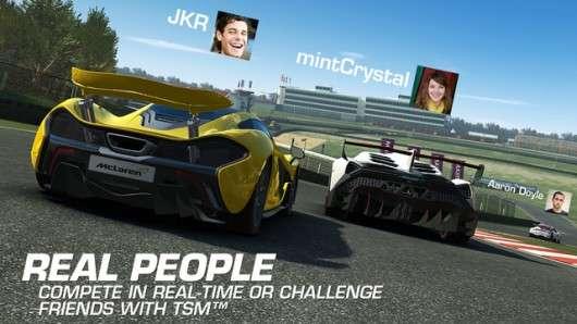 9 кращих гоночних ігор для мобільних пристроїв