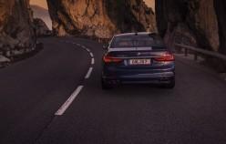 BMW Alpina B7 на автосалоні в Женеві 2016